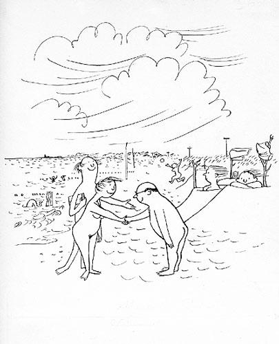 Reisen an die Ostsee - Ahrenshoop